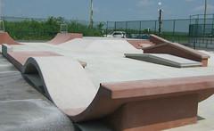 Skatepark Revamp in Sea Isle City, New Jersey (Spohn Ranch Skateparks) Tags: ranch plaza city sea skatepark skate isle spohn