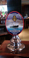 HMS Warrior (DarloRich2009) Tags: beer navy ale brewery warrior bitter camra realale royalnavy hmswarrior campaignforrealale handpull newbywyke