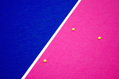 Blue Pink and Yellow (Explore 04/07/13) (only lines) Tags: pink blue london hockey yellow colours olympics