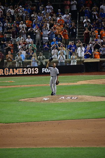 Mariano Rivera Enters His Final All Star Game, From ImagesAttr