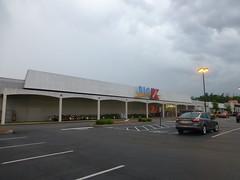 Kmart #3141 Bridgeville (Nicholas Eckhart) Tags: usa retail america us washington big discount pittsburgh pennsylvania pa pike stores department kmart bridgeville 2013