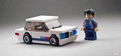 BMW 2002 Turbo _03 (_Tiler) Tags: car lego mini bmw vehicle bmw2002 motorsport bmw2002turbo tinyturbos 4wide legobmw2002turbo