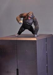 S.H.Monsterarts King Kong (odeean) Tags: 2005 monster king gorilla kong figure kingkong kaiju peterjackson odeean shmonsterarts
