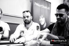 Pier Paolo Fabretti day 1 BN - IPT5 - 02 Sanremo (PokerStarsItalia) Tags: poker sanremo ipt pokerstars casinò teampro italianpokertour torneidipoker pierpaolofabretti