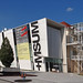 Le musée d'art contemporain (Ljubljana)