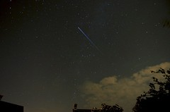 International Space Station Passing Over Plymouth UK Heading for M31 (SteveH1806) Tags: night stars nightscape plymouth clear devon astrophotography spacestation astronomy nightsky iss abigfave Astrometrydotnet:status=failed Astrometrydotnet:id=supernova4502