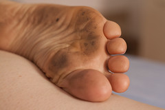 (marcelsoleluv) Tags: black sexy dusty feet stockings grass fetish big toes toe bbw wide arches dirty huge oily pedicure filthy soles nylon anklet nylons wrinkled wrinkly callous archy calloused pedicur toespread toescrunch