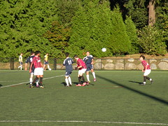 Sir Charles Best Soccer Field, Coquitlam (North Coquitlam United vs. Port Moody) (BlueAndWhiteArmy) Tags: football coquitlam nonleagueday groundhoppingcanada fvsl portmoodysoccerclub sircharlesbestsoccerfield charlesbestturf northcoquitlamunited portmoodylordcogunners fraservalleysoccerleague
