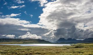 Scotland West Coast - near Achiltibuie
