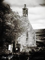 Drum Temple (Miserazzi D) Tags: church pluie ombre 99 eglise slt cimetiere ecosse thephotographyblog