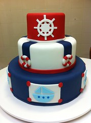 Bolo falso Marinheiro (FlaGarbin) Tags: cake bolo marinheiro sailorman uploaded:by=flickrmobile flickriosapp:filter=nofilter