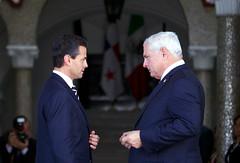 Visita Oficial del Presidente Enrique Peña Nieto a la República de Panamá.