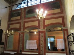 Remuh Synagogue, Krakow (Stewie1980) Tags: canon interior synagogue poland polska krakow powershot polen krakw cracow kazimierz krakau synagoga remuh sx130 sx130is canonpowershotsx130is