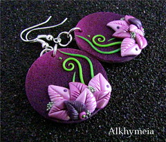 Hidden Nature S34 (Alkhymeia) Tags: wood flowers original autumn flower art fall nature earings leaves foglie spiral leaf woods hand natural artistic blossom handmade spirals unique ooak magic inspired jewelry bijoux jewellery falling polymerclay fimo fairy fantasy clay wicked rest swirl veins foglia bud lovely elegant delicate autunno autumnal enchanted whimsical sculpted wiccan elvish polymer premo arcilla argilla orecchini polimer sintetica polimerica arrings werable alkhymeia alkimeia alkhimeia