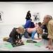 Bezoekers tweede editie Kunstendag voor Kinderen hebben de smaak te pakken 17/11/2013