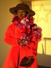 Ready for winter walk (Deejay Bafaroy) Tags: portrait urban hat scarf toys doll portrt hut fr nadja integrity rhymes schal outfitting fashionroyalty nuface habilisdolls