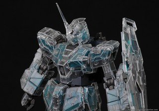 MG Clear Full Armor Unicorn - Snap Fit 17 by Judson Weinsheimer
