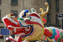 Manchester Chinese New Year 2014 (MancGlass) Tags: manchester dragon chinesenewyear 2014 chintown