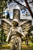 Angel (PhotographerJamesOrtiz) Tags: california park ca ontario cemetery photography memorial photographer riverside images bellevue hdr photomatix j951