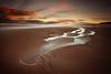 Seaton Sluice Beach (Alistair Bennett) Tags: longexposure seascape beach sunrise coast rocks northumberland seatonsluice sandpool nd18 canonef1740mmƒ4lusm gnd075he gnd045se