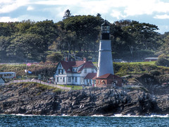 Portland Head Lighthouse (GillWilson) Tags: usa lighthouse portland maine