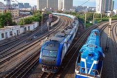 T5006 () Tags: city heilongjiang digital train tren trenes nikon asia railway zug 18200 treno harbin dx ferrocarril ferrovia  d80
