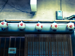 20140302_04_Fushimi (jam343) Tags: kyoto   gr lantern paperlantern  fushimimomoyama fushimi chineselantern chidori  grd    gr3 momoyamagoryomae  grd3