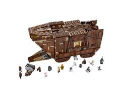 13003374885_5970eb2b61_o (promobricks) Tags: starwars lego ucs sandcrawler