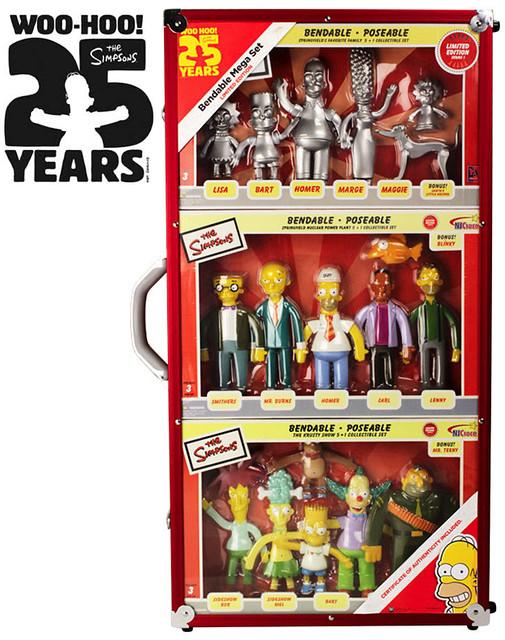 一次36隻!辛普森家庭25週年 巨型限量人偶收藏組!~