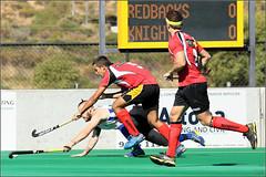 Knights V Redbacks Mens1_ (10) (Chris J. Bartle) Tags: hockey field knights wa newman westernaustralia rockingham redbacks larkhill