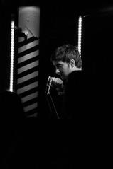 Paper Tigers live @KB18, Cph (JR_Photos) Tags: bw music white black rock copenhagen paper keys denmark drums concert nikon keyboard bass guitar live band pop iso rockroll instrument tigers cph instruments danmark kbenhavn hfner d5000 kb18 kdboderne
