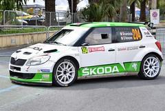 56° Rallye Sanremo (116) (Pier Romano) Tags: auto cars race san 2000 liguria rally super 56 s2000 rallye sanremo remo skoda corsa fabia motori gara scandola 2014