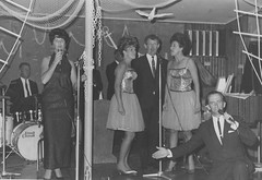 1967 03 10 Joyce Harpur Schneider Sisters CCLC Gosford NSW (Gostalgia: local history from Gosford Library) Tags: entertainers gosfordnsw centralcoastnsw centralcoastleaguesclub