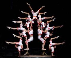Фуцзяньская акробатическая труппа
