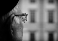 clear view (Erwin Vindl) Tags: vienna street blackandwhite bw monochrome austria streetphotography clearview