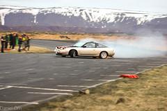 IMG_1123 (Danniorn) Tags: pictures sunset cars car race racecar iceland cool daniel smoke tire tires bmw danni myndir drift icelandic orn danel bmwkraftur danniorn danniornsmarason