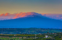 Etna vom Haus aus (Meinolle) Tags: sizilien wwwwissingersde