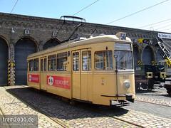 Berlin (D) (Robert Leichsenring) Tags: strassenbahn tramway berlin germany deutschland tramvaj tramwaj трамвай streetcar trolley museumswagen