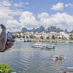 """Yangshuo County // 阳朔县 • <a style=""""font-size:0.8em;"""" href=""""http://www.flickr.com/photos/28211982@N07/15916051683/"""" target=""""_blank"""">View on Flickr</a>"""