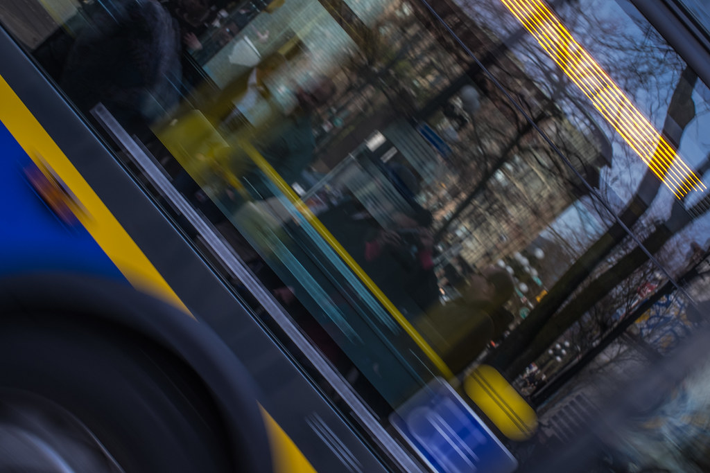 The World's Best Photos Of Blurry And Bus