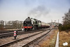 777 Sir Lamiel (craigelias1) Tags: winter great central railway sir 777 gala gcr lamiel