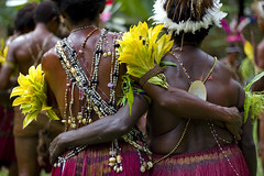 060914_2930 (pollyrusyn) Tags: travel people photography feathers documentary tribal tribes png papuanewguinea singsing mudmen