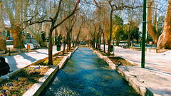 2015-02-06 01.37.51 1 (massoudasadi11) Tags: iran ایران رود mahallat arak زمستان آفتاب محلات گرم سرچشمه اراک هوا