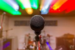 |Sing Along! (ram.yadav0022) Tags: show longexposure music india colors canon lights concert zoom bokeh live delhi performance band nightclub gigs microphone setup mic burst photographyforlife