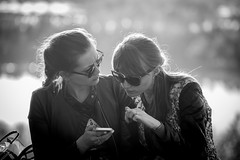 _MG_1919 (koliru) Tags: summer portrait people beauty canon eos blackwhite f40 6d ef70200mm gerls