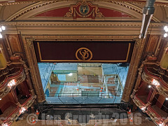 Victoria Palace 3684 (stagedoor) Tags: uk england copyright cinema building london architecture circle teatro kino theater theatre balcony olympus cine ceiling dome restoration inside seating stalls edwardian grade2 listed victoriastreet dmt em1 proscenium victoriapalace greaterlondon frankmatcham allingtonstreet delfontmackintosh aedasarts