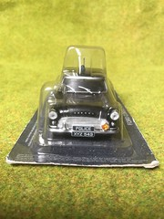 DeAgostini - Police Cars Of The World - Ford Consul Mark II - Northern Ireland - RUC - Royal Ulster Constabulary - Derry (firehouse.ie) Tags: ireland ford car toy model police londonderry policecar ni northern derry ulster ruc peelers psni deagostini sixcounties policecarsoftheworld