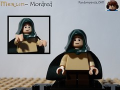 Modred (Random_Panda) Tags: show film television movie tv lego fig films character bbc merlin figure movies shows characters minifig minifigs figures figs minifigure minifigures