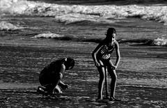 Youth (diegosevillaphoto) Tags: ocean california white black beach nature youth children portraiture