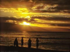sunset_2343 (EYEsnap_Photography) Tags: ocean sunset seascape beach hawaii scenic maui